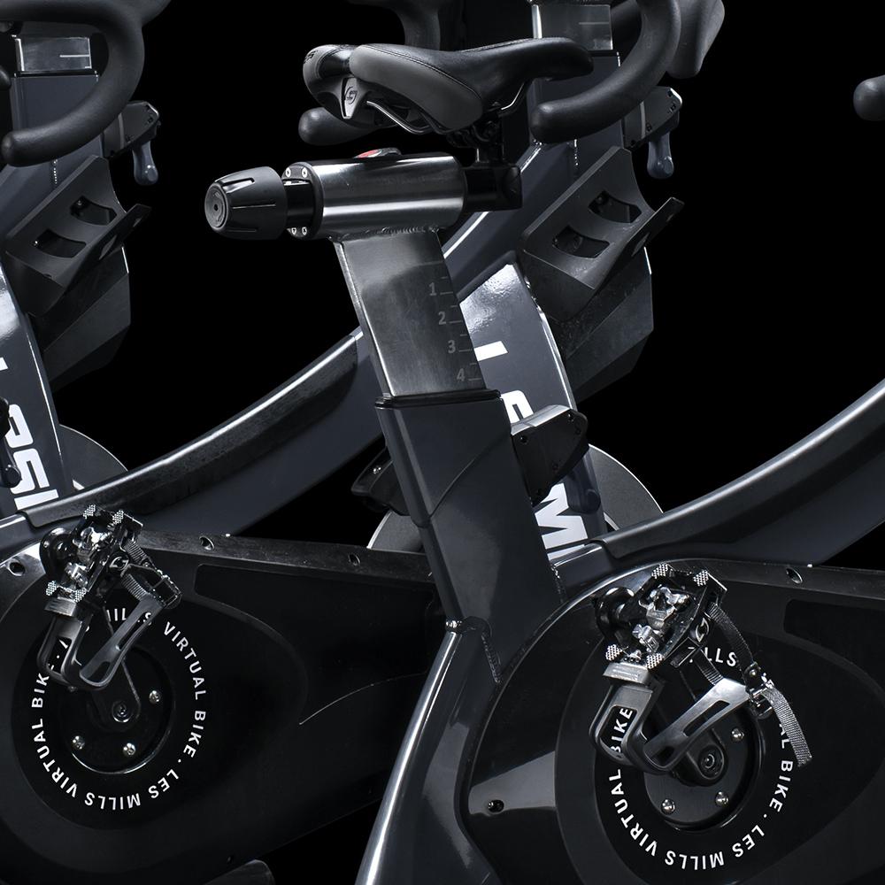 Virtual Bike LES MILLS et STAGES
