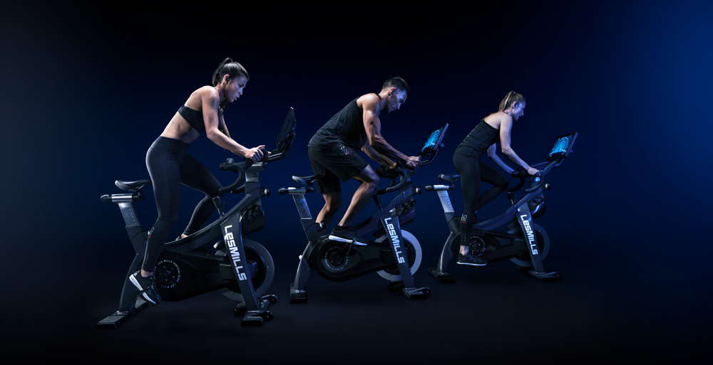 Virtual Bike LES MILLS - STAGES