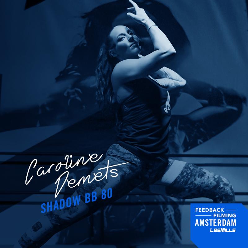 Caroline Demets - Mon histoire