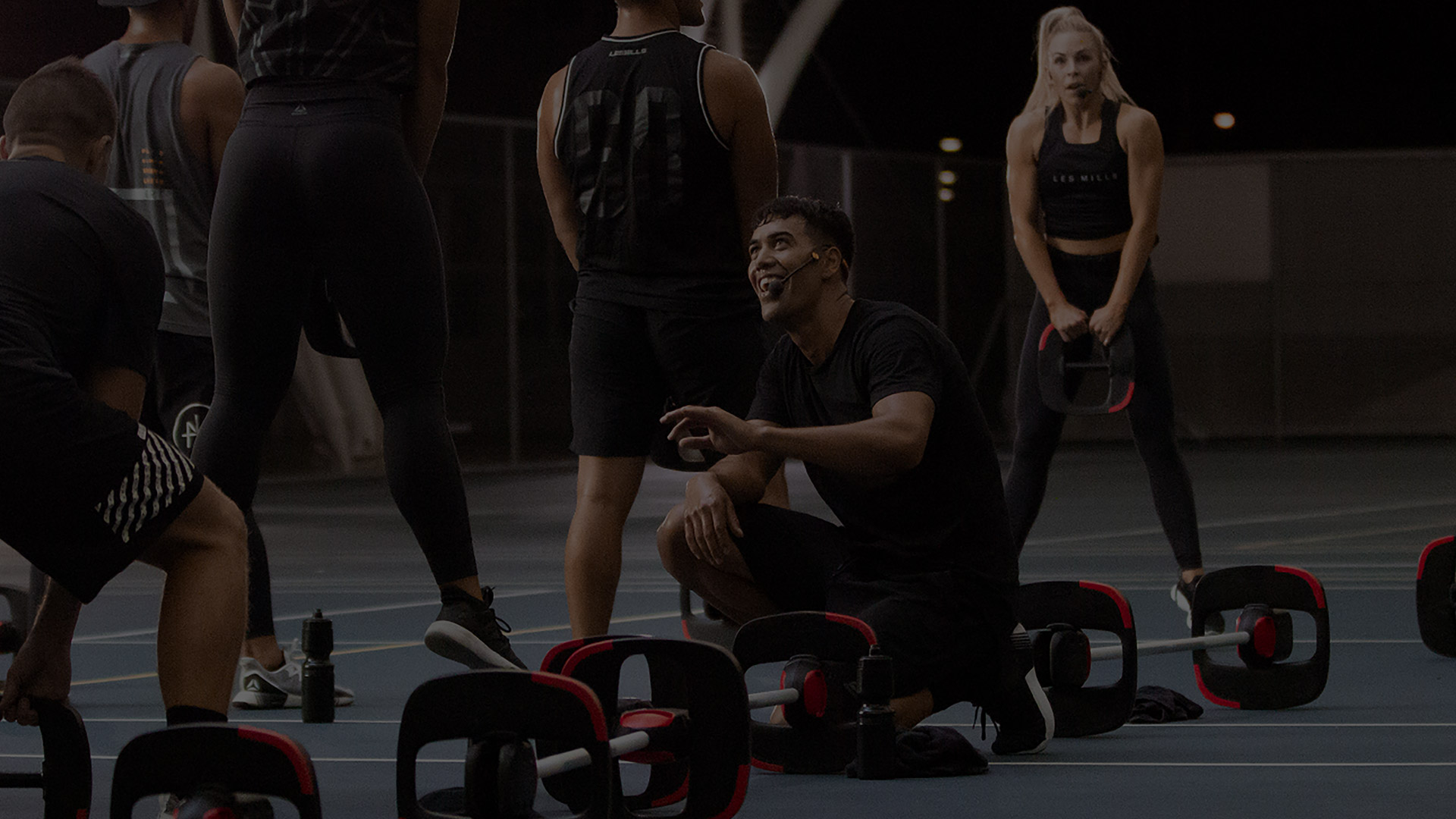 Formation GFM 30.0 (Groupe Fitness Management)