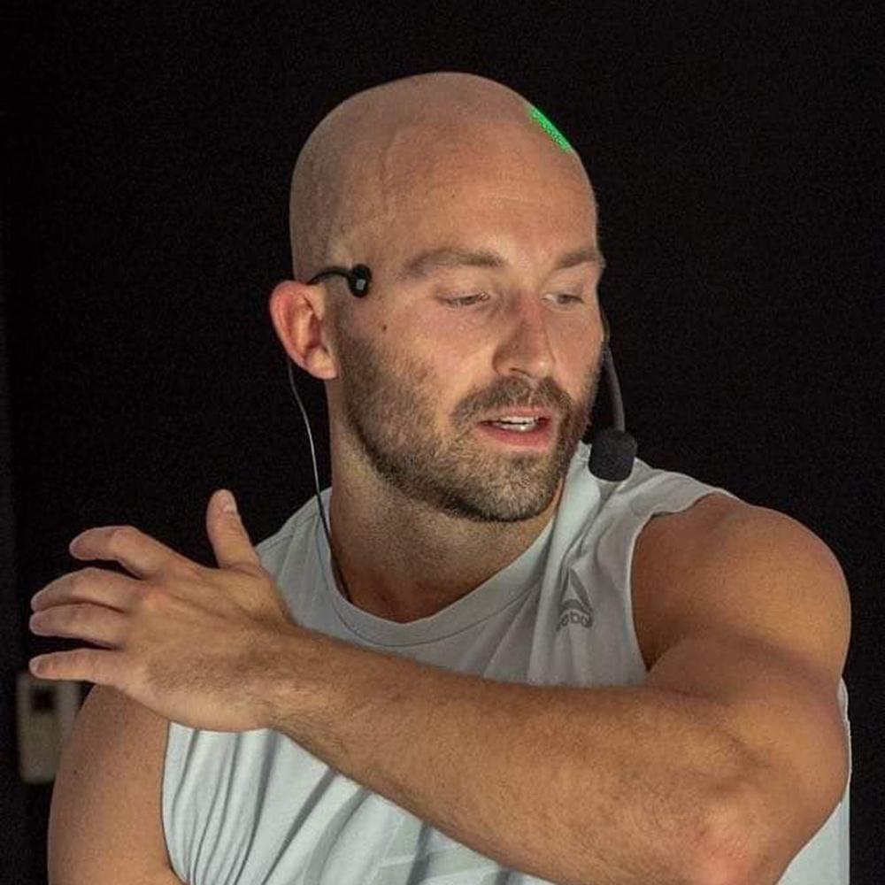 Olivier Lacombe Presenter Les Mills