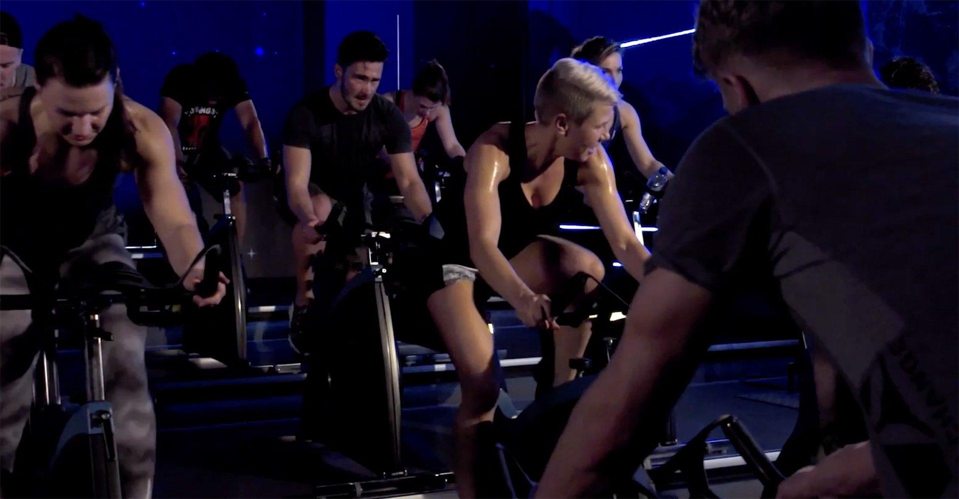 Video Body Bike